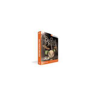 TOONTRACK EZX BIG ROCK DRUMS / BOX