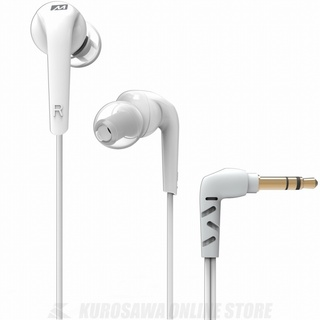 MEE Audio RX18 Comfort-fit In-Ear Headphones With Enhanced Bass