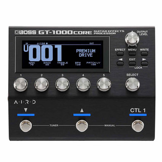 BOSS GT-1000CORE [Guitar Effects Processor]