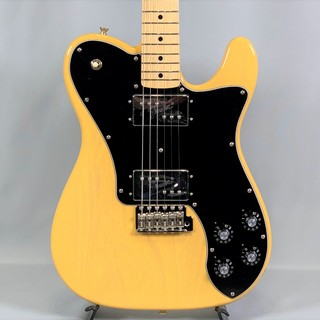 Fender Made in Japan Limited 70s Telecaster® Deluxe, with Tremolo Butterscotch Blonde