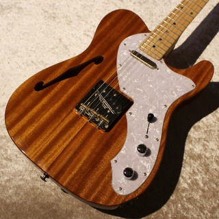 Black Smoker 【美品中古】DELTA Chamber with F-hole ~Vintage Natural~ 【3.43kg】【極音】【ラッカー】