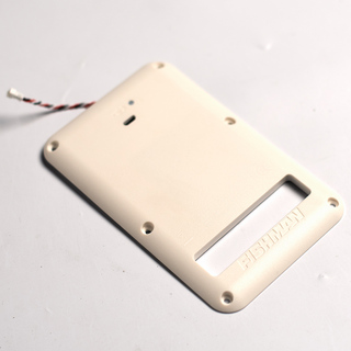 FISHMAN Rechargeable Battery Pack for Strat -White-