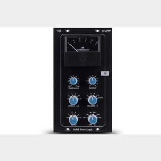 Solid State Logic(SSL)Stereo Bus Compressor module for 500 format rack【WEBSHOP】