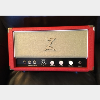 Dr.ZDr.Z Route 66 Head RED