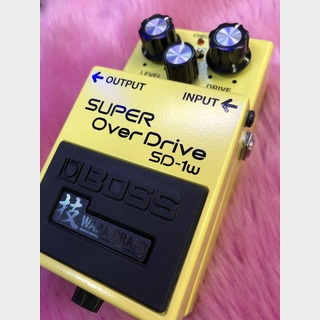 BOSS SD-1W SUPER Over Drive