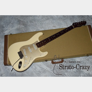 "Fender Late 60s Desert Sand/All Rose neck ""Collector's Vintage"" Compo Stratocaster"