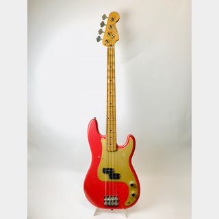 Fender Road Worn '50s Precision Bass / Fiesta Red