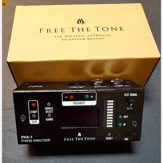 Free The Tone PHA-1 / PHASE ANALYZER