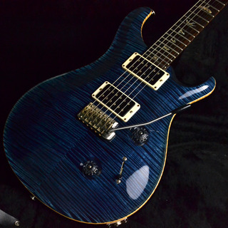 Paul Reed Smith(PRS) USED/Custom 24 10Top Signed Headstock Whale Blue【2012年製】