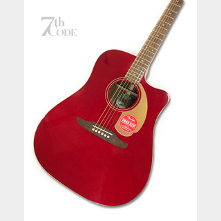Fender Acoustics REDONDO PLAYER (Candy Apple Red)