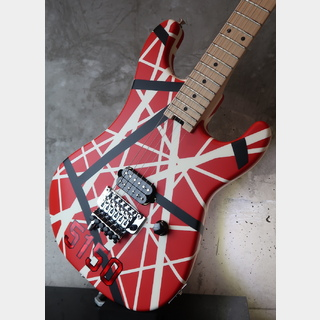 EVH 追悼・Great person.....。  ! Striped Series 5150 Red, / Black / White Stripes ②