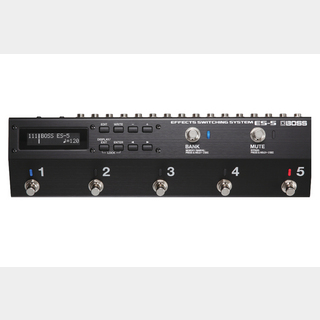 BOSS ES-5 Effects Switching System 【展示アウトレット特価品】【横浜店】