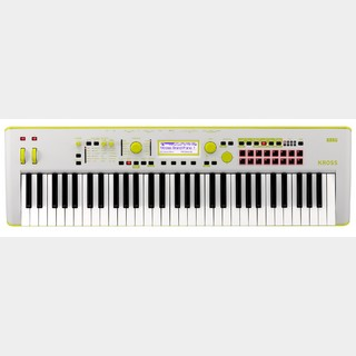 KORG KROSS 2-61-GG Gray-Green