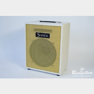 SHINOS ROCKET 【SHINOS & L】 EXTENSION SPEAKER 112 BASS REFLEX - Ivory
