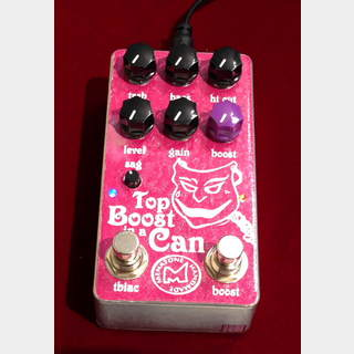 Menatone Top Boost in a Can 【即納可能】【VOX AC30 Top Boostサウンド】
