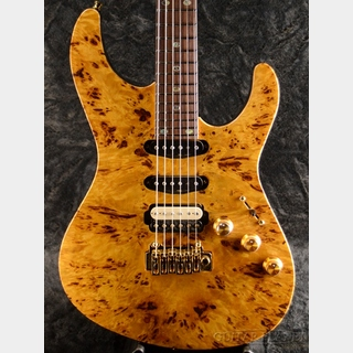 FREEDOM CUSTOM GUITAR RESEARCH 【本決算MEGASALE!!】Hydra 24 2Point -Vintage Yellow Natural-【カスタムオーダー品】【金利0%!!】