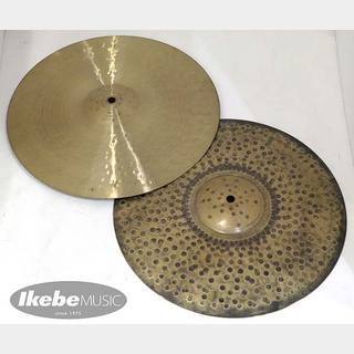 "PAiSTe Signature Traditionals Medium Light Hihat 14"" pr【中古品】"