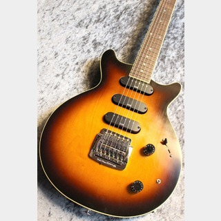 Kz Guitar Works Standard Line Kz One Semi-Hollow DSD10 Kahler Lacquer Tabacco Burst #T0081【ラッカー塗装】
