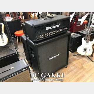 Blackstar Series ONE 200 Head / 412B Cabinet Set