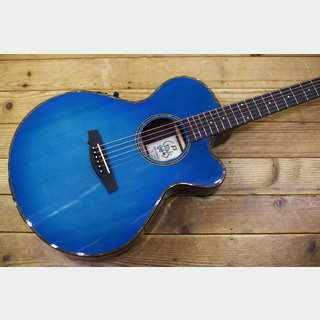 Crews Maniac Sound ES-1500C Blue Burst