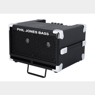 Phil Jones Bass BASS CUB II (Black) [110W仕様]