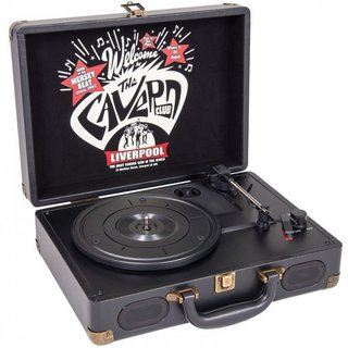 THE CAVERN CLUBPORTABLE RECORD PLAYER RPCV1 【展示入れ替え特価!】