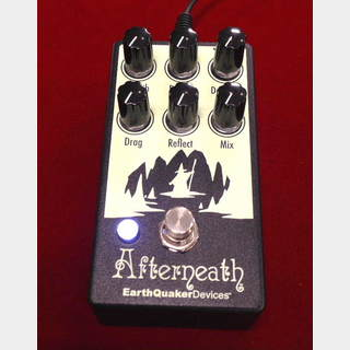 Earth Quaker Devices Afterneath 【異世界の反射リバーブ】[DM500]