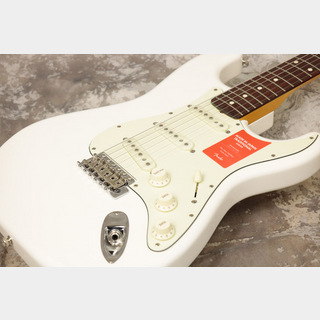 Fender Made in Japan Traditional 60s Stratocaster Arctic White 【3.38kg軽量個体】【池袋店】