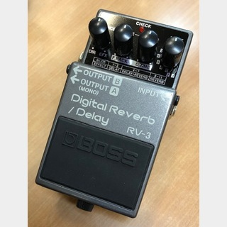 BOSS RV-3 DigitalReverb/Delay【USED】【渋谷店】