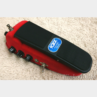 fOXX Fuzz Wah Volume Pedal 2006 Reissue 【USED】