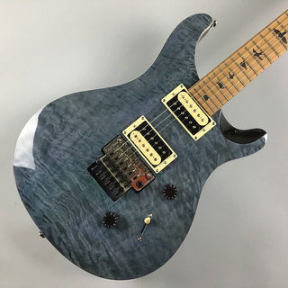 Paul Reed Smith(PRS) Limited Edition SE CUSTOM 24 Roasted Maple Floyd Rose (Whale Blue)