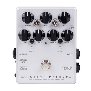 Darkglass Electronics Vintage Deluxe V3 [Dynamic Preamp]