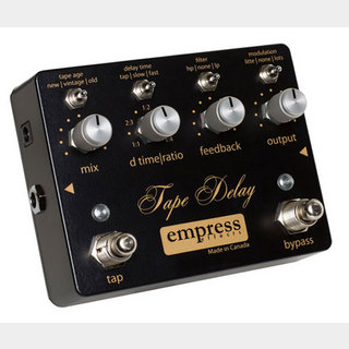Empress Effects Tape Delay [ディレイ]【横浜店】