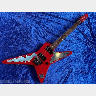 EDWARDS E-RS-145G/R【Red】