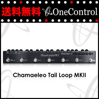 ONE CONTROL Chamaeleo Tail Loop MKII ループスイッチャー