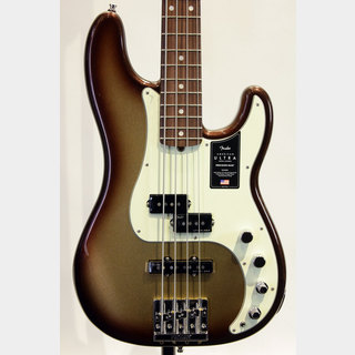 Fender AMERICAN ULTRA PRECISION BASS (Mocha Burst)