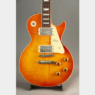 Gibson Custom Shop Historic Collection 1959 Les Paul Standard Hand Select Top Rojo Fade VOS S/N: 982485