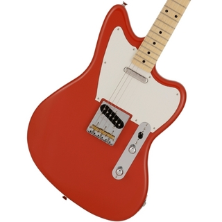 フェンダー J Made in Japan 2021 Limited Offset Telecaster Maple Fingerboard Fiesta Red フェンダー【御茶ノ水本店】
