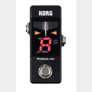 KORG Pitchblack mini / Black
