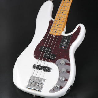 Fender American Ultra Precision Bass Maple Fingerboard Arctic Pearl ウルトラ 【御茶ノ水ROCKSIDE】
