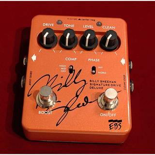 EBS Billy Sheehan Signature Drive DELUXE 【生産完了品】