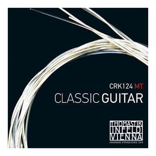 Thomastik-Infeld CRK124 MT Medium Classic Guitar 24-46 クラシックギター弦×6セット