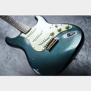 Fender Custom Shop MBS 1960 Stratocaster Relic by Paul Waller -LPB w/Aged Tinted Top Coat- [3.49kg]