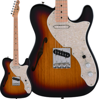 Fender Made in Japan Heritage 60 Telecaster Thinline (3-Color Sunburst)