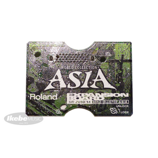 "Roland SR-JV80-14 ""World Collection ASIA""【拡張音源ボード・中古品】"