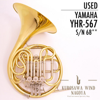 YAMAHA YHR-567 S/N 0068**【ヤマハ】【USED】【Wind Nagoya】
