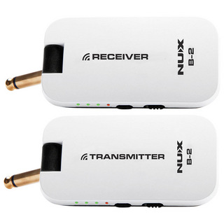 nux B-2 White Wireless System 【池袋店】