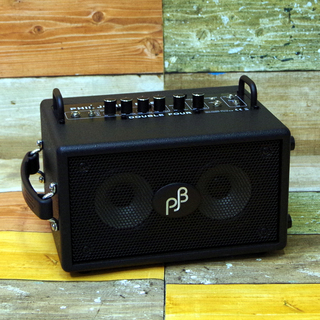Phil Jones Bass Double Four Black/ダブルフォー