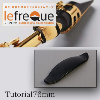 LefreQue Tutorial 76mm