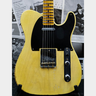 Fender Custom Shop MBS LIMITED EDITION 70th Anniversary Broadcaster Relic -Nocaster Blonde- by Ron Thorn 2020USED!!